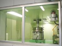 アミノ酸製造設備・充填室(クリーンルーム クラス10万)