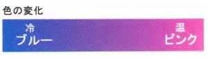温度変色インク(サーモインク)