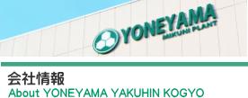 About YONEYAMA